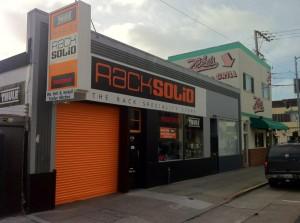 Rack Solid San Francisco