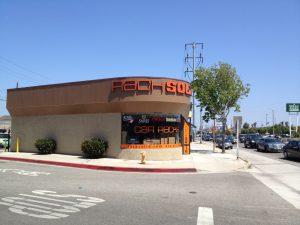 Rack Solid Santa Monica
