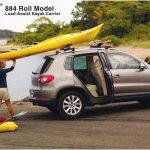 Thule Roll Model Kayak Roof Rack