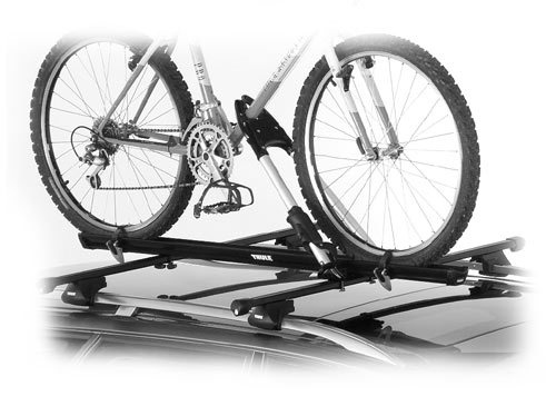 Lovely Thule Big Mouth Bike Carrier